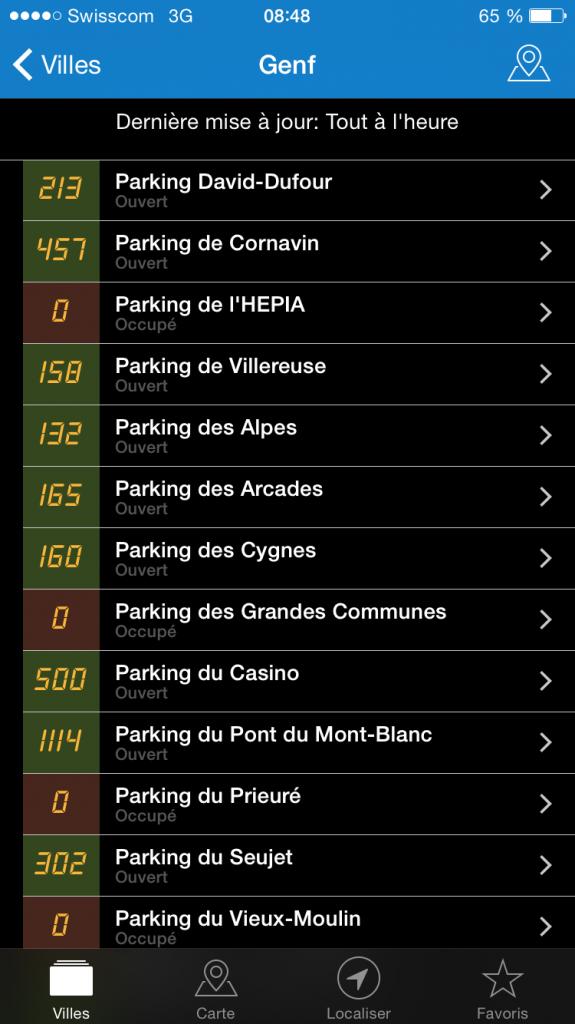 ParkingMe